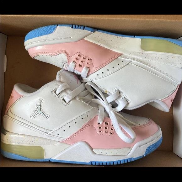 Air Jordan Flight 23 Shoes Girls Size Gs